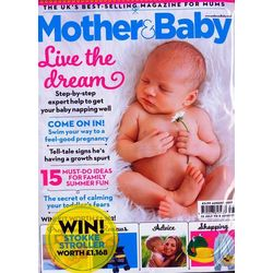 Mother & Baby, single issue, english