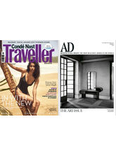Conde Nast Traveller+ Architectural Digest, 1 year, english