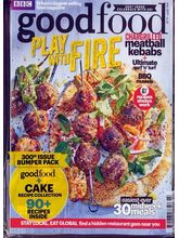 BBC Good Food Magazine, english, 1 year