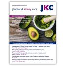 Journal of Kidney Care, 1 year, english