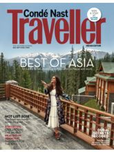 Conde Nast Traveller India (English 1 Year)