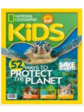 National Geographic Kids (English 1 Year)