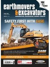 Earth Movers & Excavators, english, 1 year