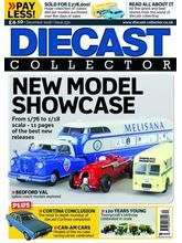 Diecast Collector, english, single issue