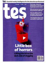 The Times Educational Supplement, english, 1 year