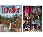 Conde Nast Traveller+ Architectural Digest (English 1 Year)