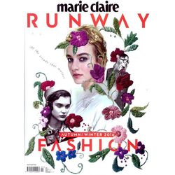Marie Claire Runway, english, single issue