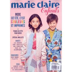 Marie Claire Enfants, english, single issue