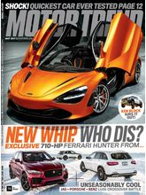 Motor Trend(US) (English, 1 Year)