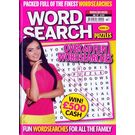 Wordsearch Puzzles, 1 year, english