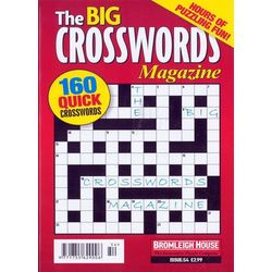 Big Crosswords Magazine, english, single issue