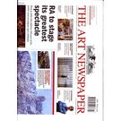 Art Newspaper, single issue, english