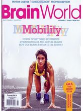 Brain World, 1 year, english