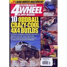 4 Wheel & Off Road, single issue, english