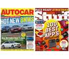 Autocar + Stuff Combo Offer (English, 1 Year)