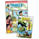 Tinkle Combo, 1 year, english