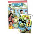 Tinkle +Tinkle Double Digest Combo (English 1 Year)