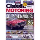 Classic Motoring, single issue, english