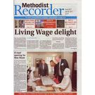 Methodist Recorder, 1 year, english