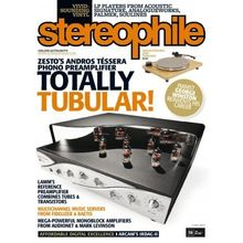Stereophile, english, single issue