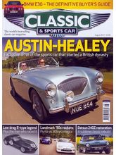 Classic & Sports Car, english, 1 year