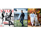 (Maxim) + (Sports Illustrated) + (Asia Spa India), English 1 year