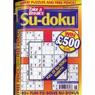 Take A Break Sudoku, 1 year, english