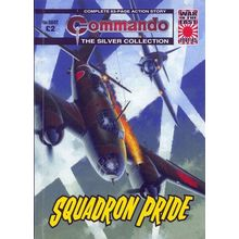 Commando Silver Collection, english, single issue