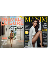 Travel + Leisure & Maxim (Combo) (English, 1 Year)