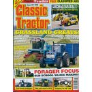 Classic Tractor, single issue, english