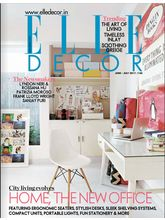ELLE DECOR (English, 1 Year)