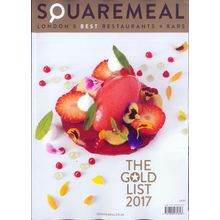 Square Meal Lifestyle, single issue, english