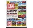 Classic Car Weekly, english, single issue