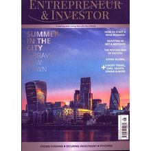 Entrepreneur Investor, single issue, english
