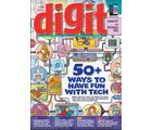 Digit (English, 6 Month) (With Fast Tracks & DVDs)*