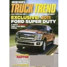 Truck Trend, english, single issue