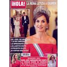 Hola! Magazine, single issue, english