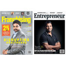 The Franchising World+ Entrepreneur Combo Offer, english, 1 year