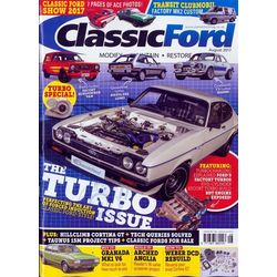Classic Ford, single issue, english