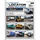 Truck Locator, single issue, english