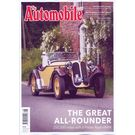 Automobile, single issue, english