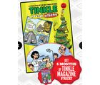 Tinkle Double Digest,English 1 Year(Subscribe & Get 6 Months Tinkle Magazine Free)