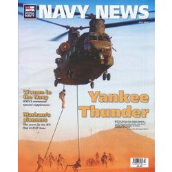 Navy News, english, single issue