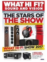 What Hi-Fi Sound And Vision (English, 1 Year)
