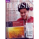 BBC Music Magazine, single issue, english