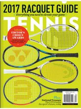 Tennis Magazine (English, 1 Year)