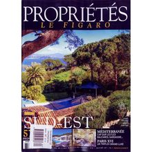 Proprietes Le Figaro, english, single issue