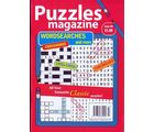 Puzzles Magazines, english, 1 year