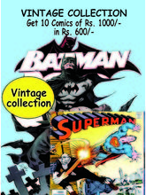 Batman & Superman Box Set (Vintage Collection) (English)