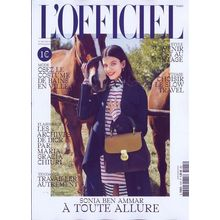 L Officiel, english, single issue